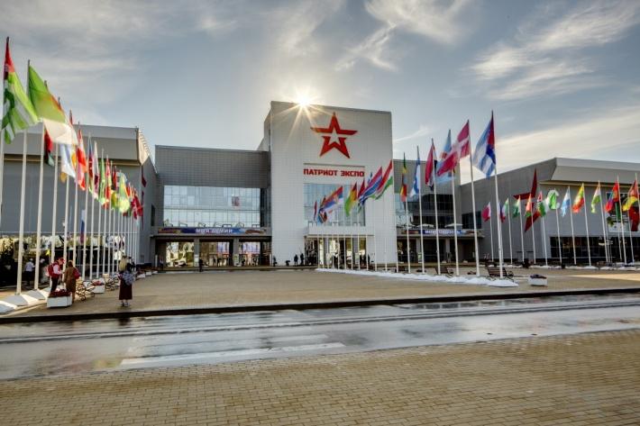 altКонгрессно-выставочный центр на территории «ВППКиО ВС РФ «Патриот»